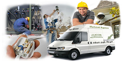 Radcliffe electricians